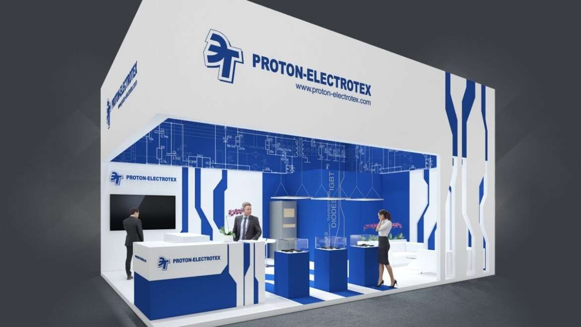 Website updated – Proton Electrotex products added