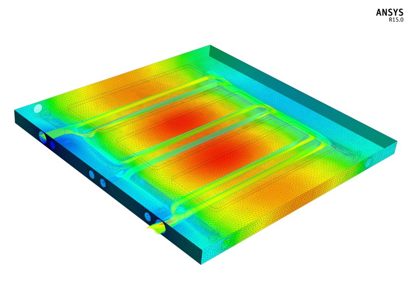 Design for Thermal Simulation
