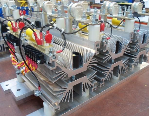 Heatsink Manufacturer PSL Assemblies