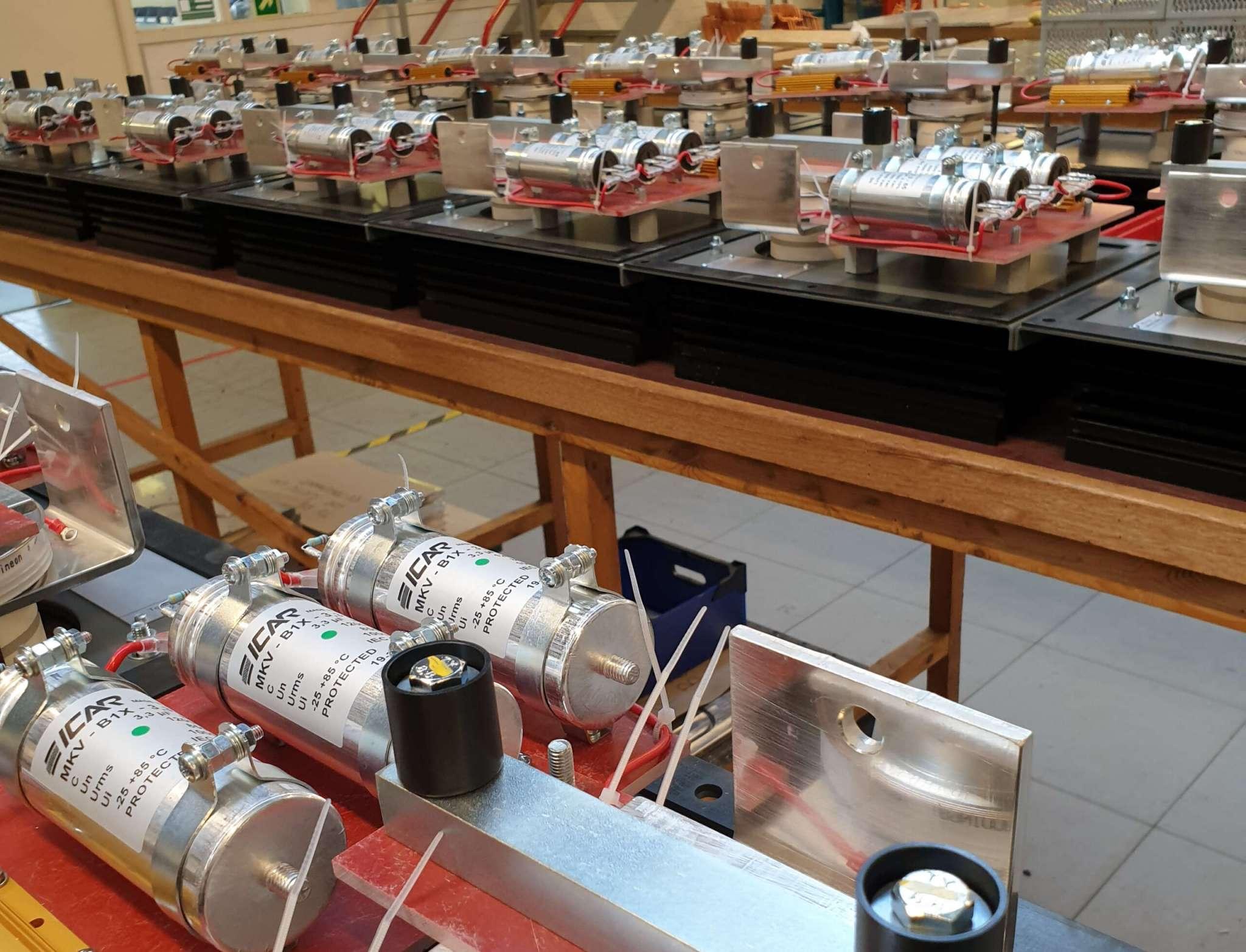 Power Semiconductor Assemblies PSL